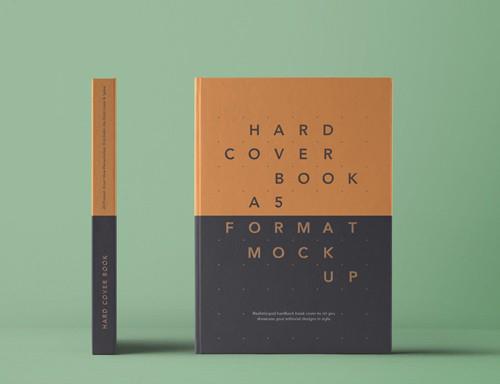 فایل ماک آپ جلد کتاب