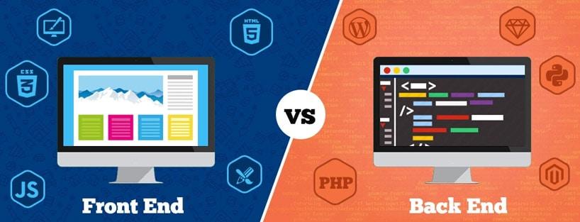 مفهوم Frontend و Backend در طراحی سایت